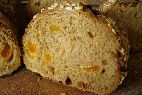 Τα οφέλη της βρώμης - Ψωμί ολικής αλέσεως με βρώμη