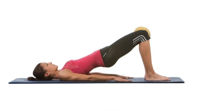 Ασκήσεις γιανα κάψετε λίπος της μέσης - ανυψώσεις γοφών
