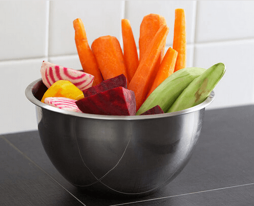 αίσθημα της πείνας με λαχανικα