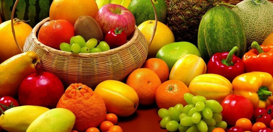 πρήξιμο της κοιλιακής χώρας - διατροφή