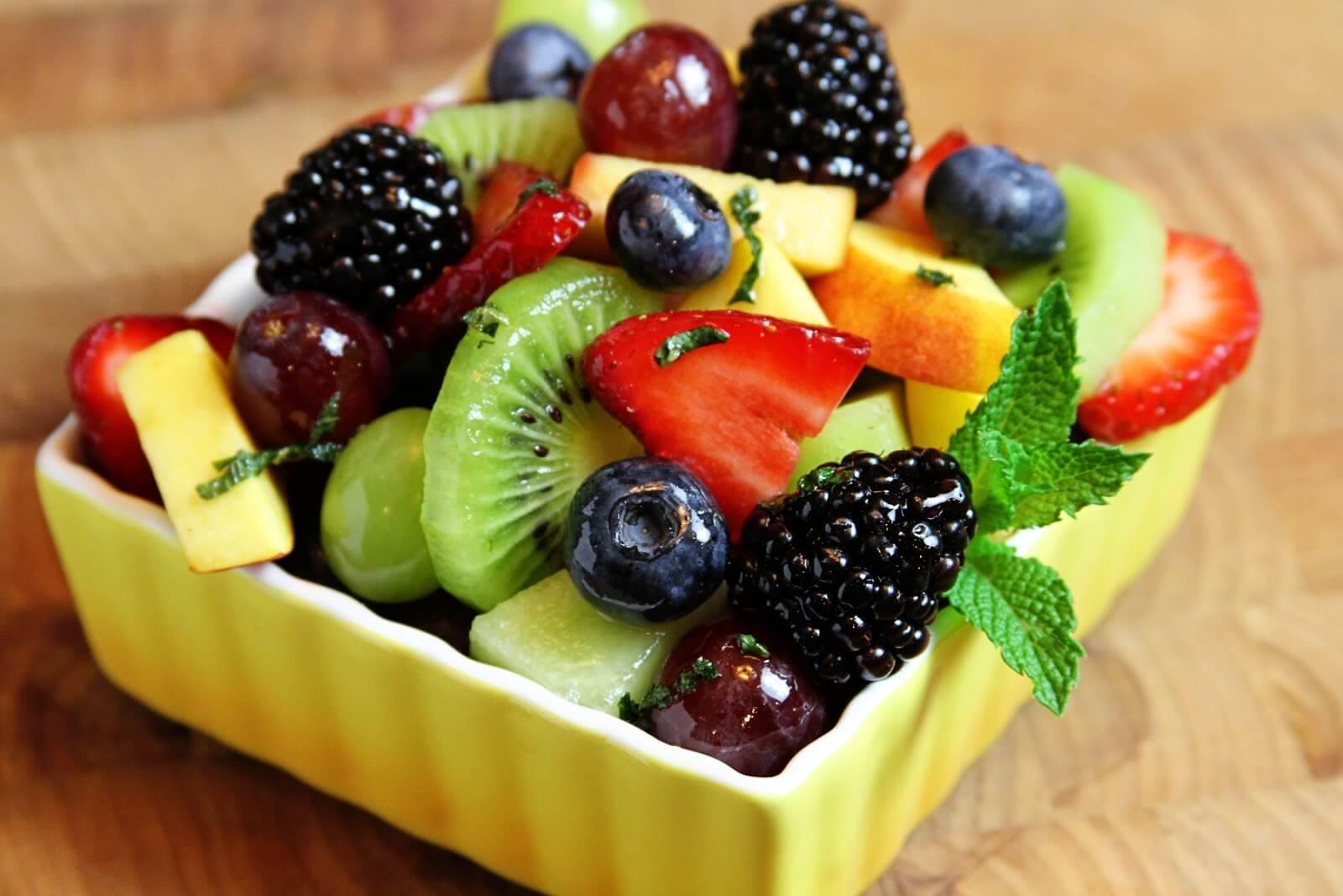Υγιεινά πρωινά - Φρουτοσαλάτα