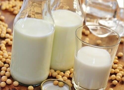 Γάλα Σόγιας - φυτικά προϊόντα γάλακτος