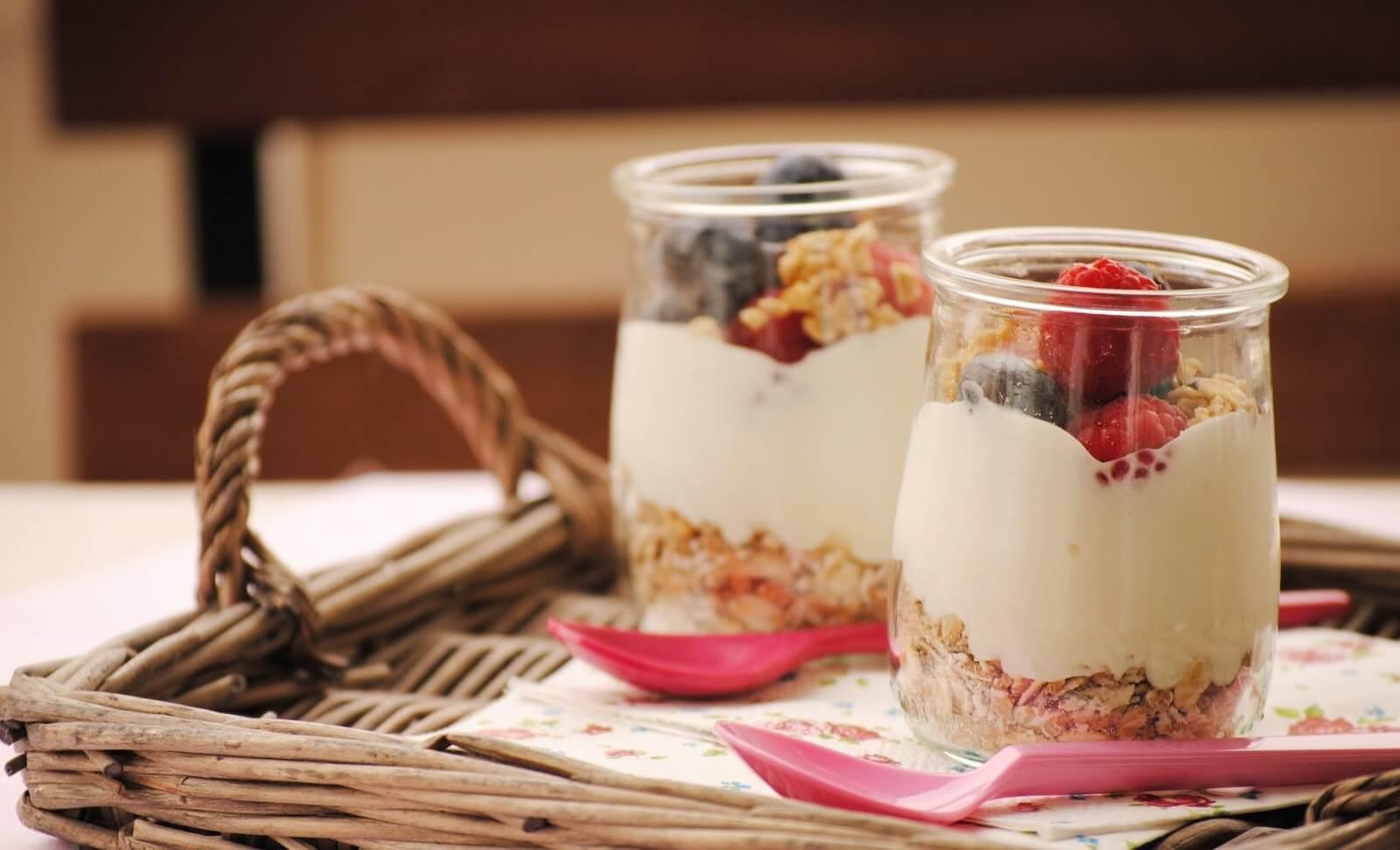 Υγιεινά πρωινά - Φρούτα του δάσους