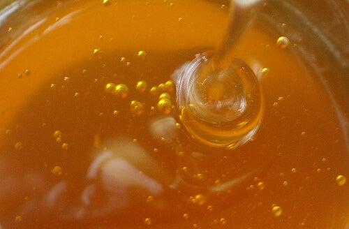 Παλινδρόμηση στομάχου - Μέλι
