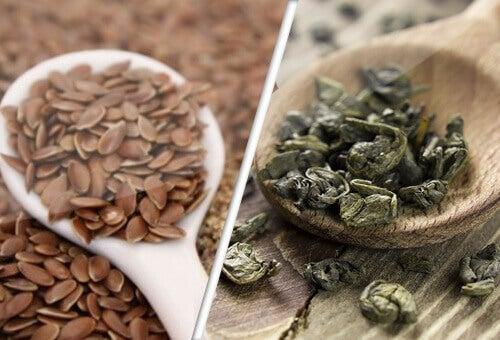 Λιναρόσπορος και Πράσινο Τσάι, οι σύμμαχοι κατά του καρκίνου