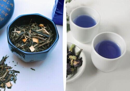 Μπλε τσάι για φυσική απώλεια βάρους. Μάθετε περισσότερα!