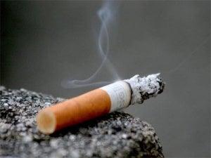 τσιγαρο- Προϊόντα που επηρεάζουν τη νοημοσύνη σας