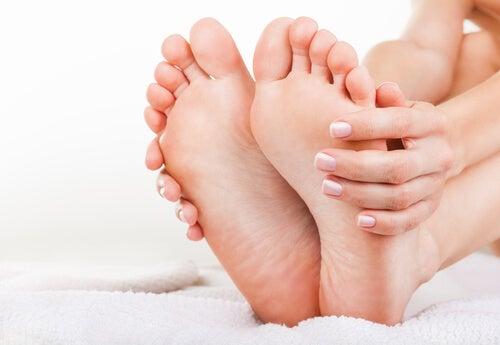 πόδια, πρόληψη των μυκητιάσεων