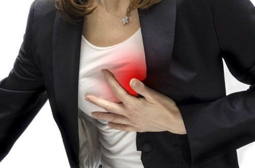 Τι να κάνετε όταν αισθανθείτε πόνο στο στήθος