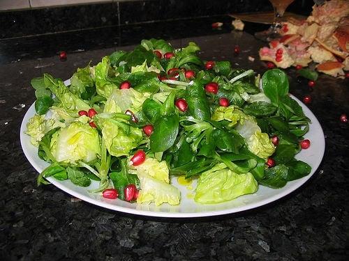 χορτοφαγικές συνταγές για αδυνάτισμα