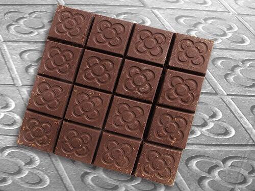 σοκολάτα ένα από τα φυσικά αφροδισιακά