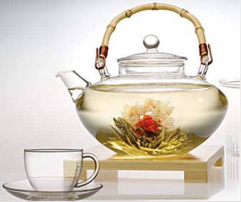 Καθημερινή καύση του λίπους - Κανάτα με λευκό τσάι