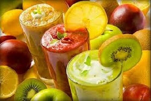 Χάστε βάρος πίνοντας smoothies μια φορά την εβδομάδα
