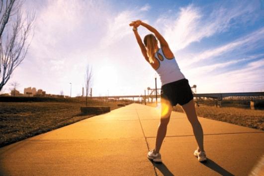 υγιεινές καθημερινές συνήθειες γυμναστικη