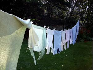 οξυγονούχο νερό για τα ρούχα