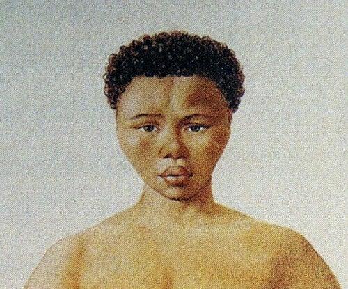 «Μαύρη Αφροδίτη»: Η θλιβερή ιστορία μιας γυναίκας