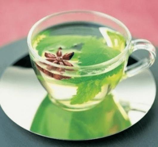 Καθαρισμός του παχέος εντέρου - Φλιτζάνι με τσάι γλυκάνισου