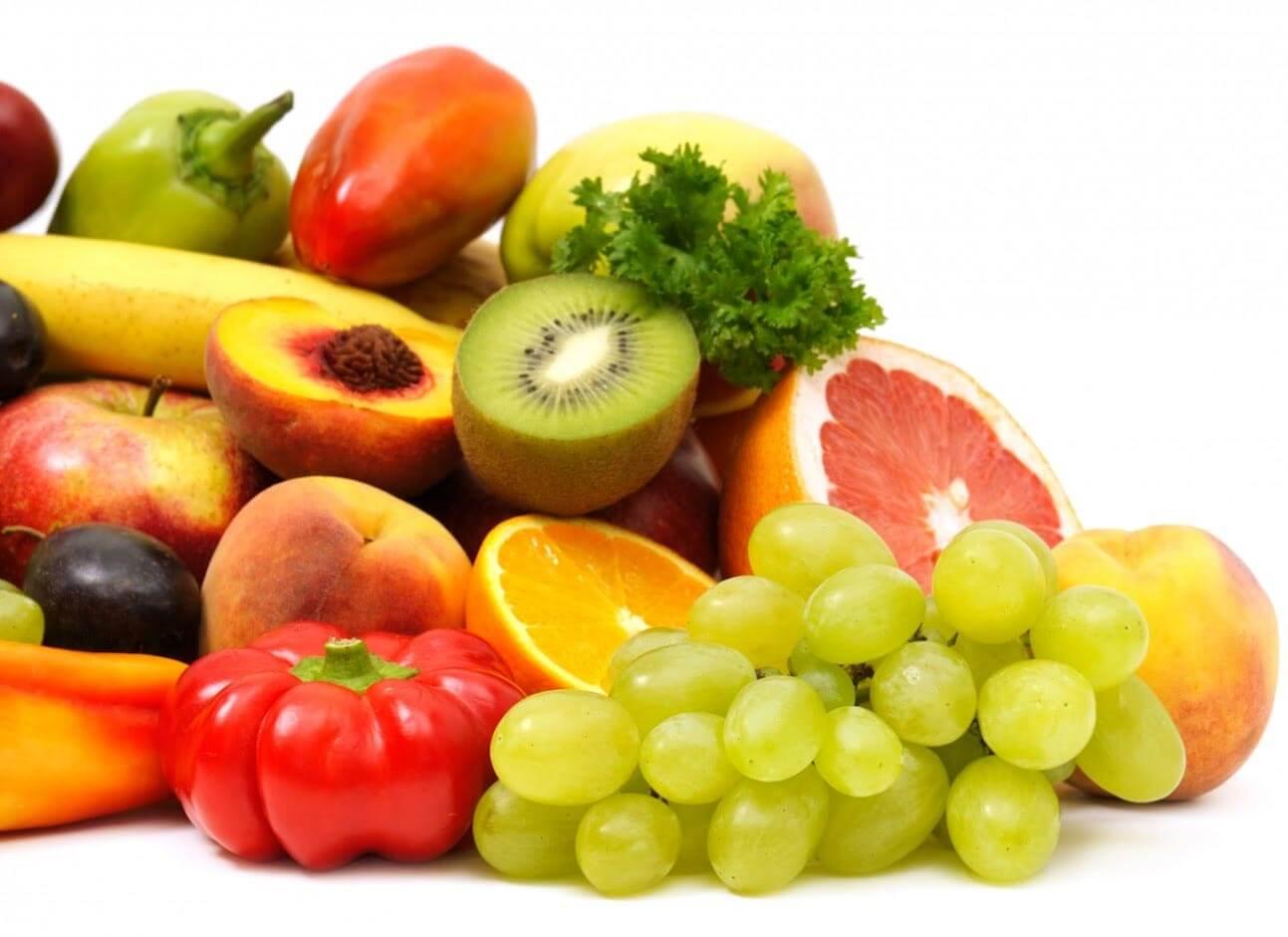 εξασθενημένου ανοσοποιητικού συστήματος - φρούτα