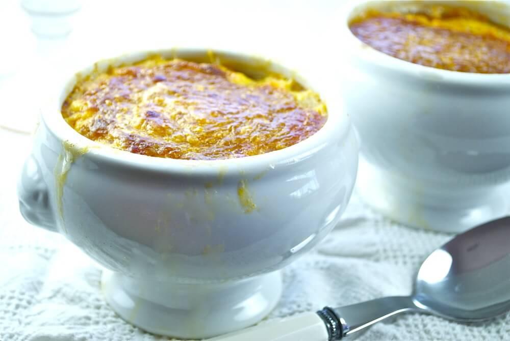 σούπα με σκόρδο