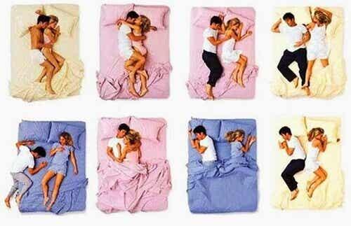 Στάση ύπνου: Τι μπορεί να αποκαλύψει για τη σχέση σας