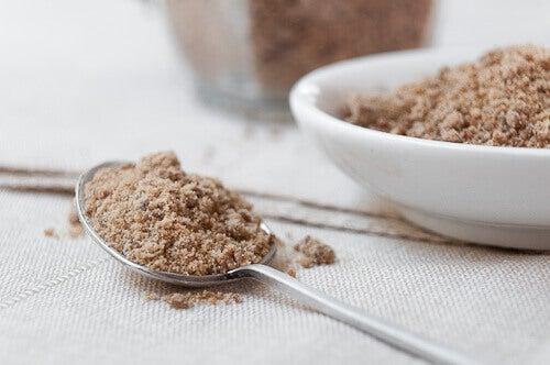 Καρκινογόνες τροφές - Καστανή ζάχαρη
