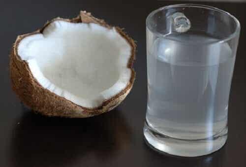 Οι εκπληκτικές ωφέλειες του νερού καρύδας