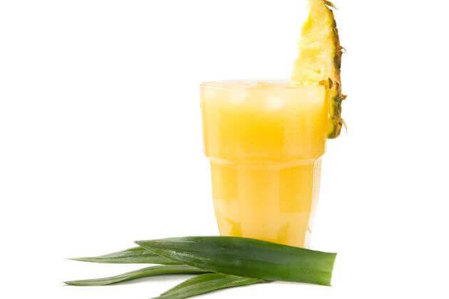 χάσετε βάρος με αλόη - ανανάς