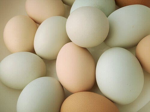 υγιεινό βραδινό - αβγα