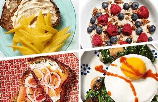 8 ιδανικά πρωινά για να χάσετε βάρος