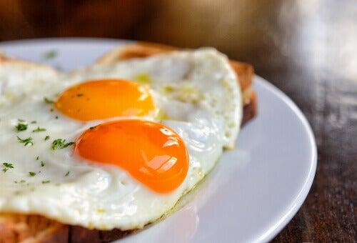 αβγα για να παραμένετε χορτάτοι