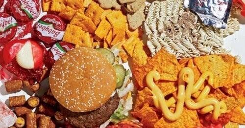 Εν δυνάμει καρκινογόνες τροφές - Διάφορα επεξεργασμένα, γρήγορα φαγητά