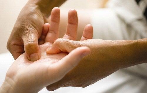 Μασάζ για τα συμπτώματα της οστεοαρθρίτιδας