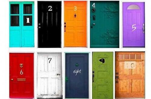 Πόρτες - Τεστ προσωπικότητας: Τι προσωπικότητα είστε;