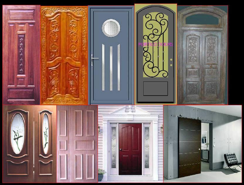 Τεστ προσωπικότητας - Διάφορες πόρτες