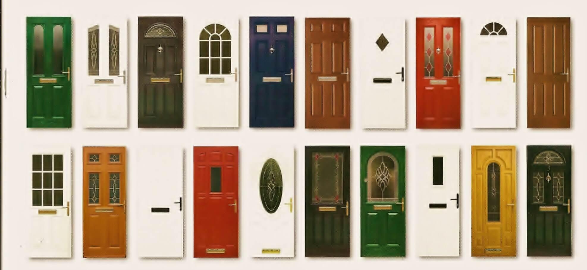 Τεστ προσωπικότητας - Πολλές διαφορετικές πόρτες