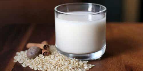 Υγιεινό και γρήγορο αδυνάτισμα με γάλα ρυζιού!