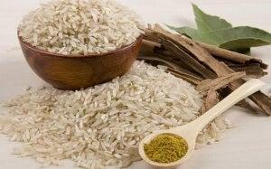 Αδυνάτισμα με γάλα ρυζιού - Ρύζι