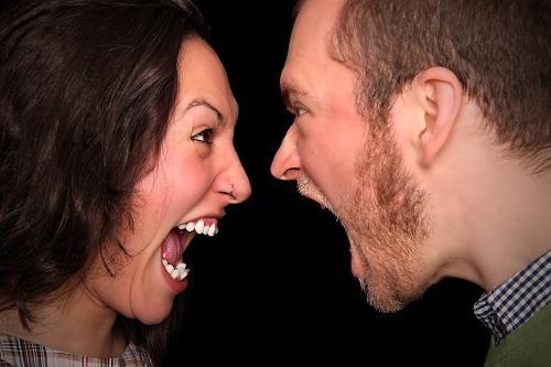 υγιής σχέση - διαφωνία