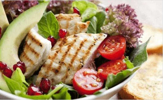 σαλατα ανώδυνη απώλεια βάρους