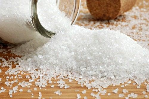 απομακρύνετε το αλάτι από