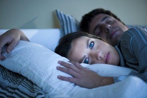 ύπνος με το σουτιέν;