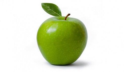 Αντιμετώπιση λιπώδους διήθησης του ήπατος - Πράσινο μήλο