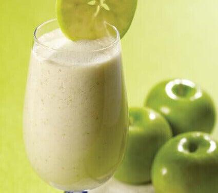πρωινά για να μειώσετε το λίπος στην κοιλιά - μηλα