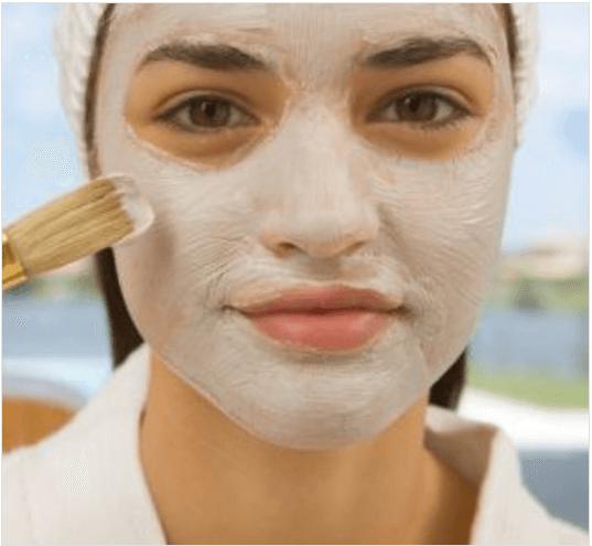 μάσκα για τη χαλάρωση του λαιμού