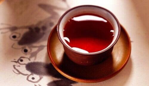 πρωινά για να μειώσετε το λίπος στην κοιλιά - τσαι