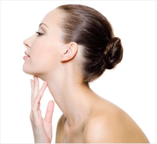 χαλάρωση του λαιμού
