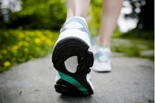 Καθημερινό περπάτημα 30 λεπτών για καλή υγεία