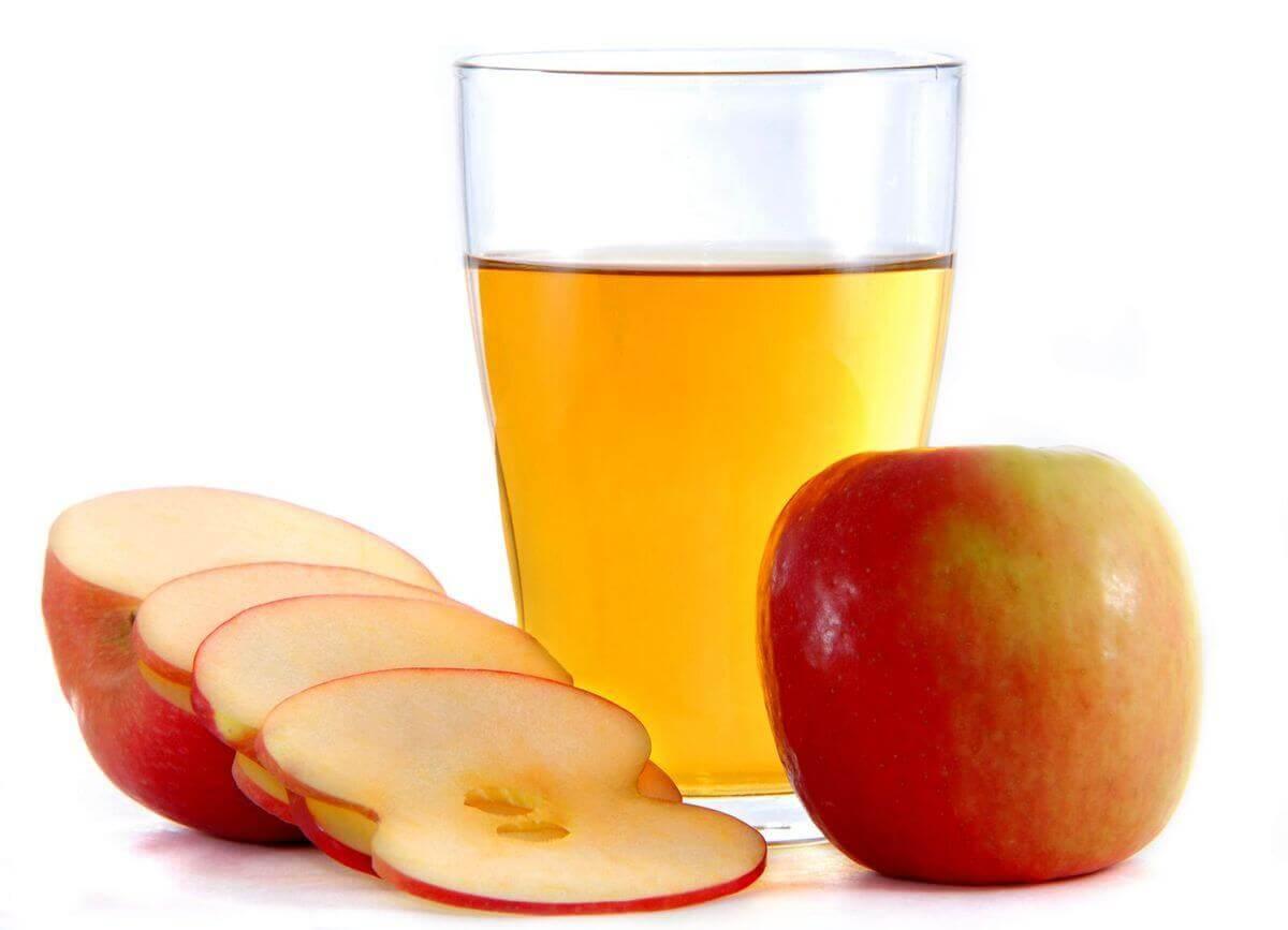 Σπιτικές θεραπείες για τις λοιμώξεις των νεφρών - μηλόξυδο