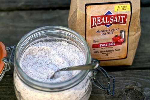 τροφές που δηλητηριάζουν αλάτι