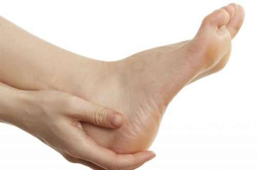 Αντιμετώπιση της άκανθας πτέρνας - Πόνος στη πτέρνα